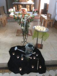 leistungen urne